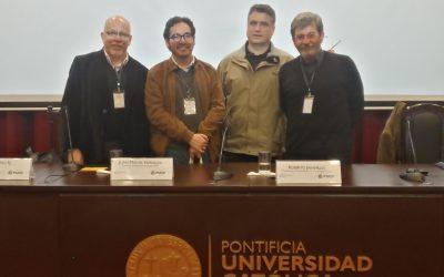 """Consigna cierra el Congreso Internacional """"Obreros Incansables"""" repasando la historia de la pedagogía ignaciana"""