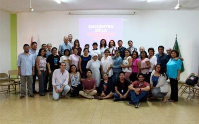 Consigna participó del Encuentro de la Plataforma Jesuita de Piura