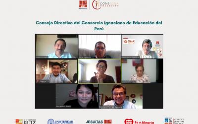 Bienvenida al nuevo representante de la Asociación de Colegios Jesuitas del Perú en el Consejo de CONSIGNA