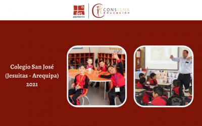 Experiencia educativa del Colegio San José (Jesuitas – Arequipa) en el contexto de la pandemia